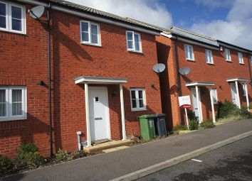 Thumbnail 2 bed terraced house to rent in Resolution Road, Exeter