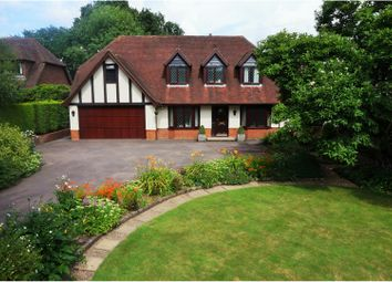 Thumbnail 4 bed detached house for sale in Salisbury Road, Romsey