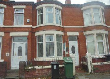 3 bed terraced house for sale in Bidston Avenue, Birkenhead CH41