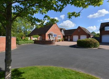 Thumbnail 5 bed detached house for sale in Whitehouse Court, Soudley, Cheswardine, Market Drayton