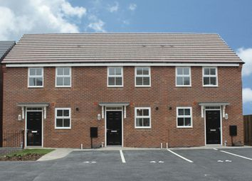 "Thumbnail 2 bed end terrace house for sale in ""Winton"" at Forest House Lane, Leicester Forest East, Leicester"