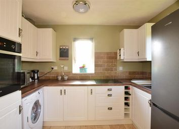 Thumbnail 2 bed flat for sale in Compass Point, Fareham, Hampshire