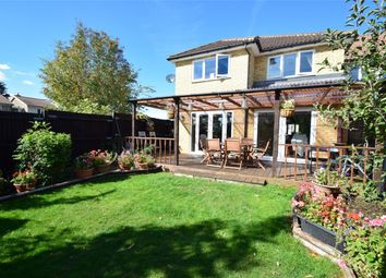 Thumbnail 4 bed end terrace house for sale in School Close, Stevenage