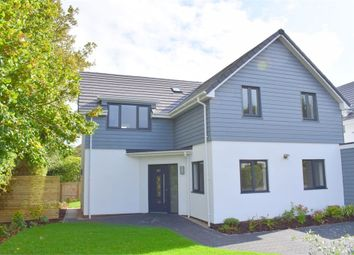 Thumbnail 3 bed detached house for sale in Cricket Field Lane, Budleigh Salterton