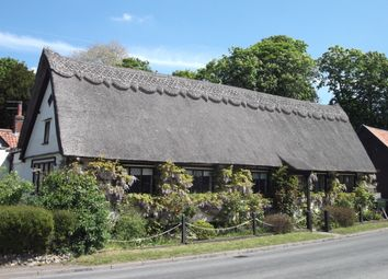 Thumbnail 3 bedroom detached house to rent in Church Hill, Saxlingham Nethergate