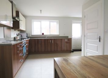 Thumbnail 4 bed detached house for sale in Livingstone Road, Corby