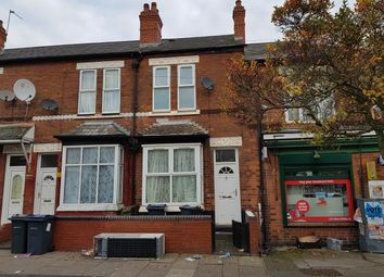 Thumbnail 2 bedroom terraced house for sale in Newcombe Road, Handsworth, Birmingham