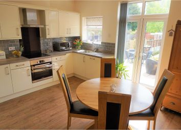 Thumbnail 3 bed semi-detached house for sale in Rhodesia Road, Chesterfield