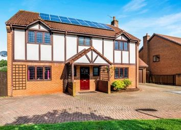 Thumbnail 6 bed detached house for sale in Kynges Mill Close, Frenchay, Bristol