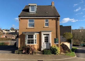 Thumbnail 4 bedroom detached house for sale in Lower Trindle Close, Chudleigh, Newton Abbot