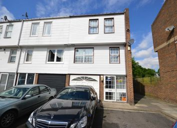 Thumbnail 4 bed town house for sale in St. Martins Close, Erith