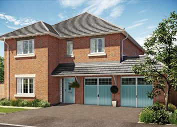 Thumbnail 4 bed detached house for sale in The Darley, Heanor Road, Smalley, Ilkeston, Derbyshire