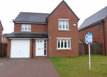 Thumbnail 4 bed detached house for sale in Inverlochy Road, Cairnhill, Airdrie, North Lanarkshire