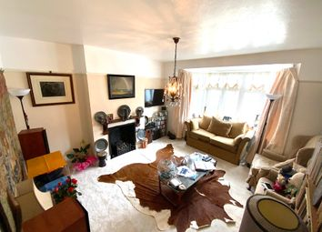 Thumbnail 3 bed terraced house for sale in Stratton Road, Merton Park
