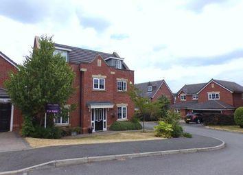 Thumbnail 4 bed detached house for sale in Min Y Ddol, Vounog Hill, Penyffordd, Chester