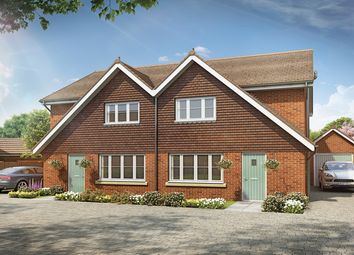 Thumbnail 3 bedroom semi-detached house for sale in Bluebell Meadow, Wisborough Green