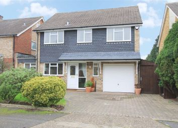 Thumbnail 3 bed detached house for sale in Bellamy Close, Ickenham