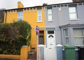 Thumbnail 2 bed end terrace house for sale in Tideswell Road, Eastbourne
