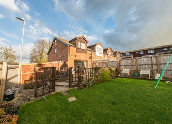 Thumbnail 2 bed end terrace house for sale in Castle View, Westbury
