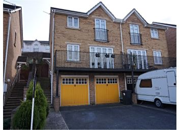 Thumbnail 3 bed semi-detached house for sale in Hamilton Drive, Newton Abbot