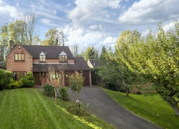 Thumbnail 4 bedroom detached house for sale in Grange Farm View, Stirchley, Telford, Shropshire.