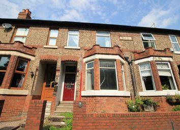 Thumbnail 3 bedroom terraced house for sale in Carrington Road, Flixton