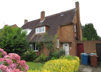 Thumbnail 3 bed property to rent in Hawksmoor Road, Stafford