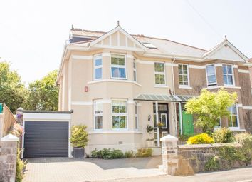Thumbnail 5 bedroom semi-detached house for sale in Russell Avenue, Hartley, Plymouth