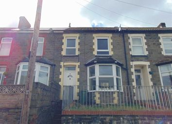 Thumbnail 3 bed property to rent in Tyrfelin Street, Mountain Ash, Rhondda Cynon Taff