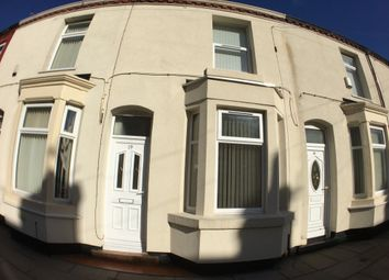 Thumbnail 2 bed terraced house to rent in Millvale Street, Liverpool, Merseyside