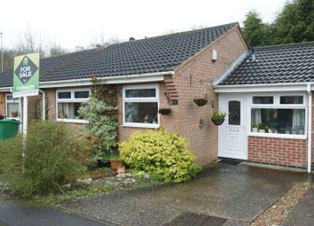 Thumbnail 2 bedroom detached bungalow for sale in Tealby Close, Nottingham