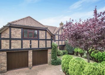 Thumbnail 5 bed detached house for sale in Walsingham Dene, Bournemouth