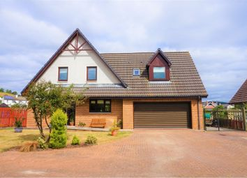 Thumbnail 4 bed detached house for sale in Ryebank, Fortrose