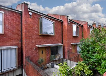 Thumbnail 3 bed town house for sale in Grove Footpath, Surbiton