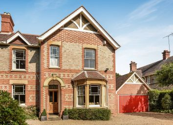 Thumbnail 4 bedroom semi-detached house for sale in Basingstoke Road, Spencers Wood, Reading