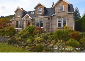Thumbnail 5 bed detached house for sale in Morven Lodge, Argyll & Bute