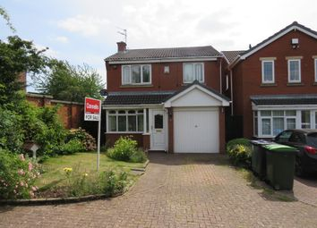 3 bed detached house for sale in Calley Close, Tipton DY4