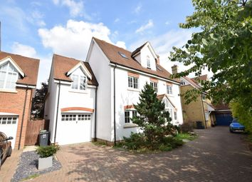 Thumbnail 5 bed detached house for sale in Grantham Avenue, Great Notley, Braintree