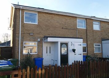 Thumbnail 2 bed flat for sale in Lindsey Close, Cramlington