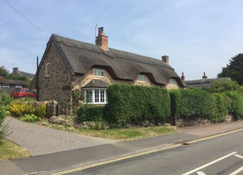 Thumbnail 3 bed cottage for sale in Main Street, Newtown Linford