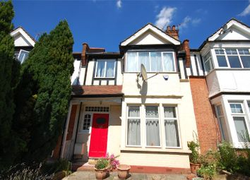 Thumbnail 4 bed terraced house for sale in Cornwall Avenue, Finchley, London