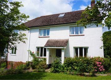 Thumbnail 4 bed farmhouse for sale in West Milton, Bridport