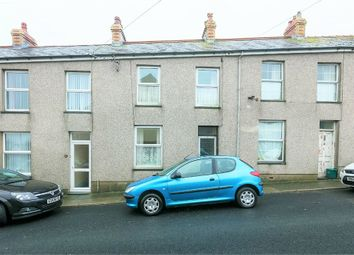 Thumbnail 3 bed terraced house for sale in Park Street, Stop And Call, Goodwick, Pembrokeshire
