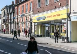 Thumbnail Retail premises to let in The Burghley Centre, Bourne, Lincolnshire