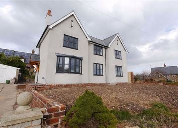 Thumbnail 4 bedroom detached house to rent in The Green, Northop, Flintshire