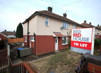 Thumbnail 3 bed semi-detached house to rent in Oak Street, Grimethorpe