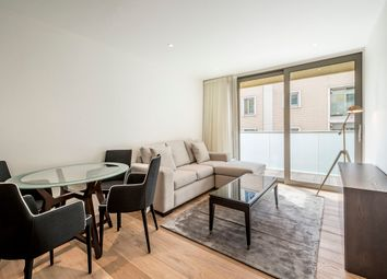 Thumbnail 1 bed flat to rent in Trematon Walk, London
