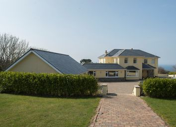 Thumbnail 5 bed detached house for sale in Knocksharry, German, Peel