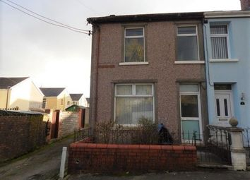 Thumbnail 2 bed end terrace house to rent in John Street, Ebbw Vale