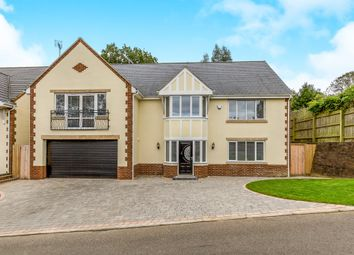 Thumbnail 6 bed detached house for sale in Brooke Close, Desborough, Kettering